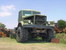 Scrap truck Royalty Free Stock Image