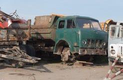 Free Scrap Yard Stock Photos - 28513623