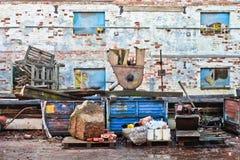 Scrap yard Stock Images