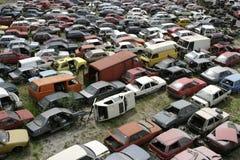 Scrap2 auto Imagen de archivo