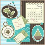 Scrapbook Stock Images