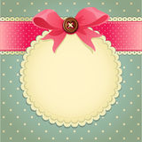 Scrapbook background Stock Image