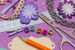 Scrapbook Stock Images