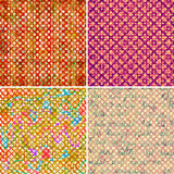 Scrapbook backgrounds Stock Photography