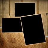 Scrapbook de papel Imagens de Stock Royalty Free