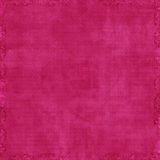 scrapbook för varm pink för bakgrund Royaltyfria Bilder
