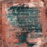 scrapbook grunge предпосылки Стоковое фото RF