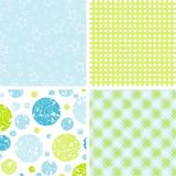 Scrapbook patterns for design,  Stock Photo