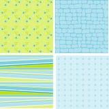 Scrapbook patterns for design,  Stock Images