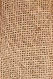 scrapbooking老麻袋布的纹理  库存照片