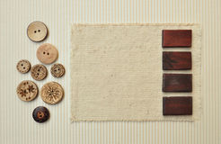 Scrapbooking elements Stock Photography