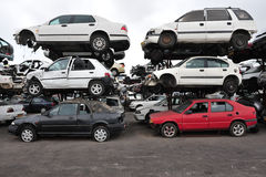 Scrappage program Stock Images