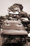 Scrapyard Immagine Stock