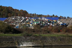 scrapyard Imagem de Stock Royalty Free