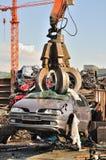 Scrapyard Immagine Stock Libera da Diritti