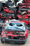 Scrapyard photos stock