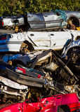 Scrapyard Royalty Free Stock Photo