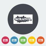 Scratch card Stock Photos