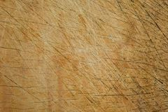 Scratch old hardwood for brown background Stock Photos