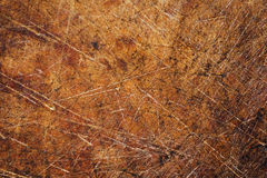 Scratch old hardwood for brown background Royalty Free Stock Photos