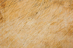 Scratch old hardwood for brown background Stock Photography
