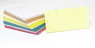 Scratch paper Stock Images