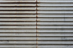 Scratch rustic steel stripe background Stock Image