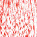 Scratch sketch grunge red and white texture. Abstract line vecto Royalty Free Stock Image