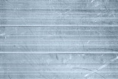 Scratched aluminium industrial metal plate textured pattern back Stock Photo