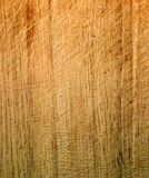 Scratched badly wood Royalty Free Stock Photography