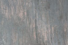 Scratched black metal surface Stock Photo