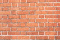 Scratched Brick Wall Royalty Free Stock Photo