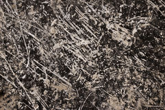 Scratched Concrete Texture Stock Image