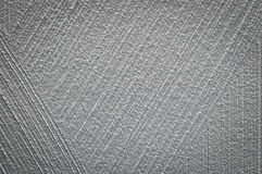 Scratched curved on concrete wall texture background. Stock Photography