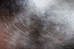 Scratched grunge Stock Image