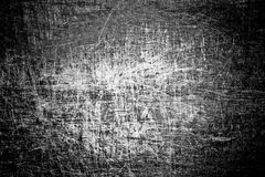 Scratched grunge dark background Royalty Free Stock Photos