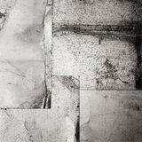 Scratched grunge metal sheets Royalty Free Stock Photo