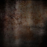 Scratched grunge rusty metal background Royalty Free Stock Images