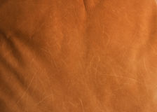 Scratched leather Royalty Free Stock Photos