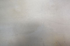 Scratched metal background Stock Image