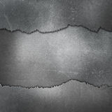 Scratched metal background Stock Photography