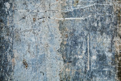 Scratched metal grunge surface Stock Photos