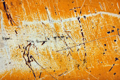 Scratched metal sheeting. Surface. Abstract industrial texture Stock Images