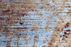 Scratched metal texture Royalty Free Stock Photo
