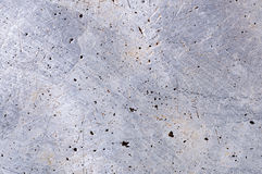 Scratched metallic surface. Abstract background Royalty Free Stock Photography