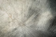 Free Scratched Old Metal Texture. Stock Photo - 141098140