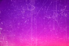 Scratched purple gradient background Royalty Free Stock Photography