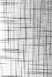 Scratched textile black and white vector overlay background texture royalty free stock image