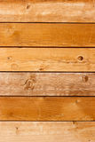 Scratched timber wall. Light wood texture background. Royalty Free Stock Photos