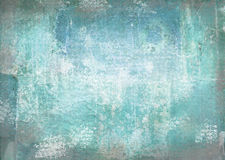 Scratched vintage abstract grunge theme with black scuffed edges Royalty Free Stock Photos